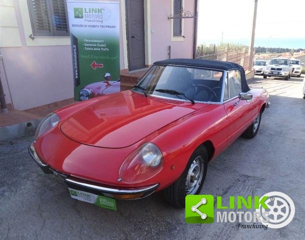 1980 Alfa Romeo Spider 2.0 Veloce For Sale (picture 2 of 6)