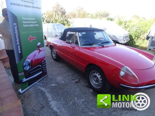 1980 Alfa Romeo Spider 2.0 Veloce For Sale (picture 6 of 6)