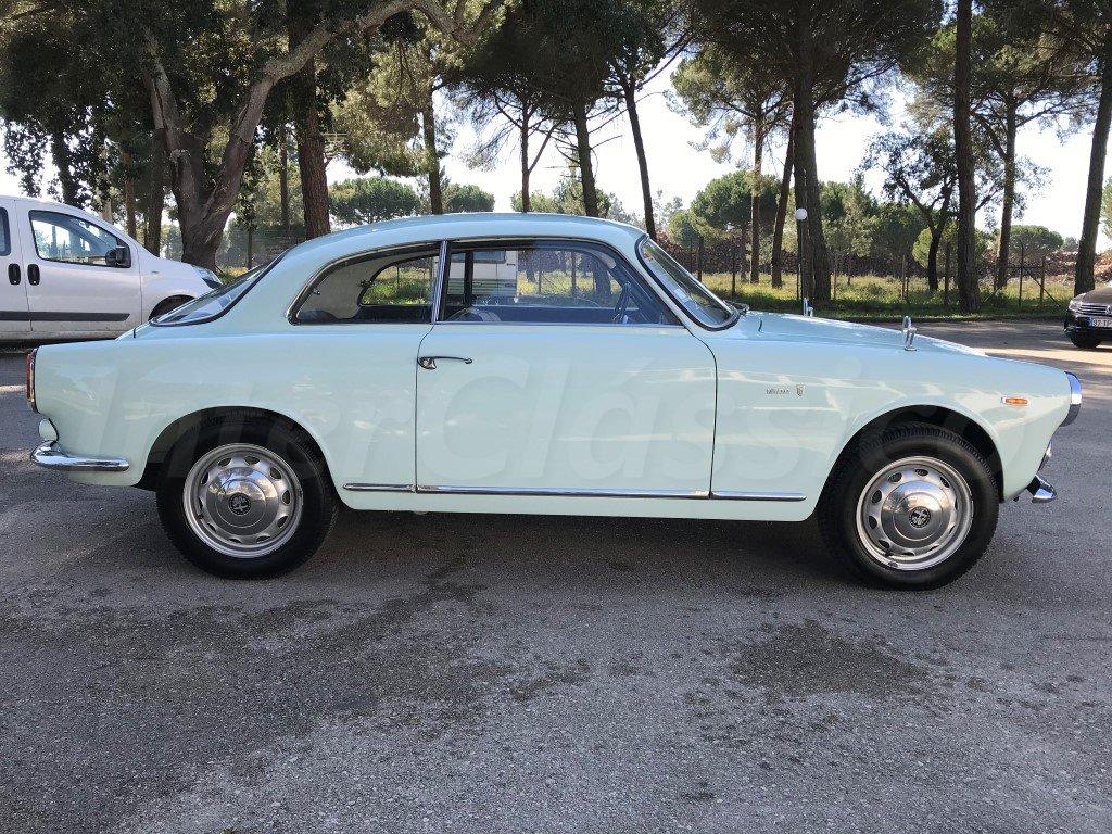 1963 Alfa Romeo Giulia Sprint 1600 For Sale (picture 2 of 6)