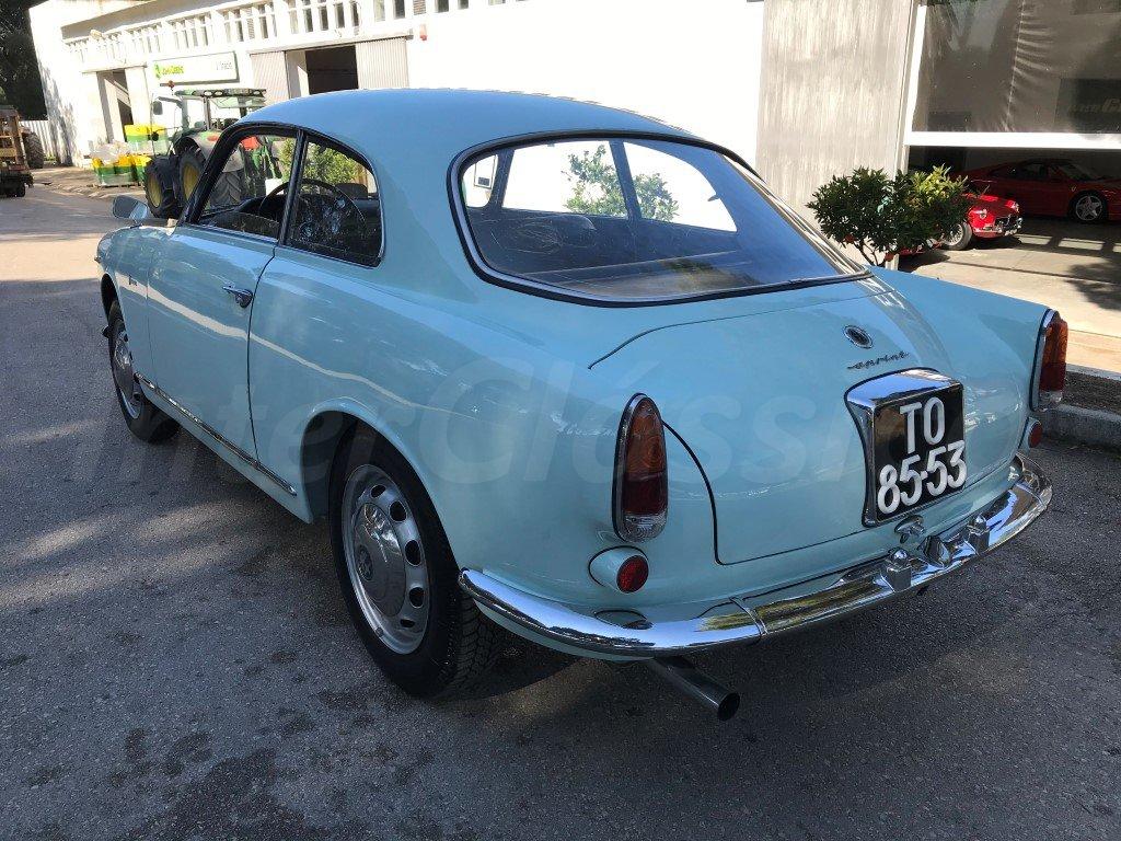 1963 Alfa Romeo Giulia Sprint 1600 For Sale (picture 3 of 6)