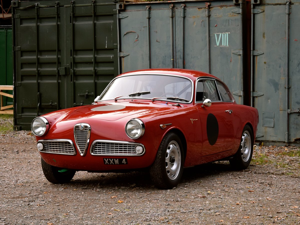 1959 Alfa Romeo Giulietta Sprint For Sale (picture 2 of 6)