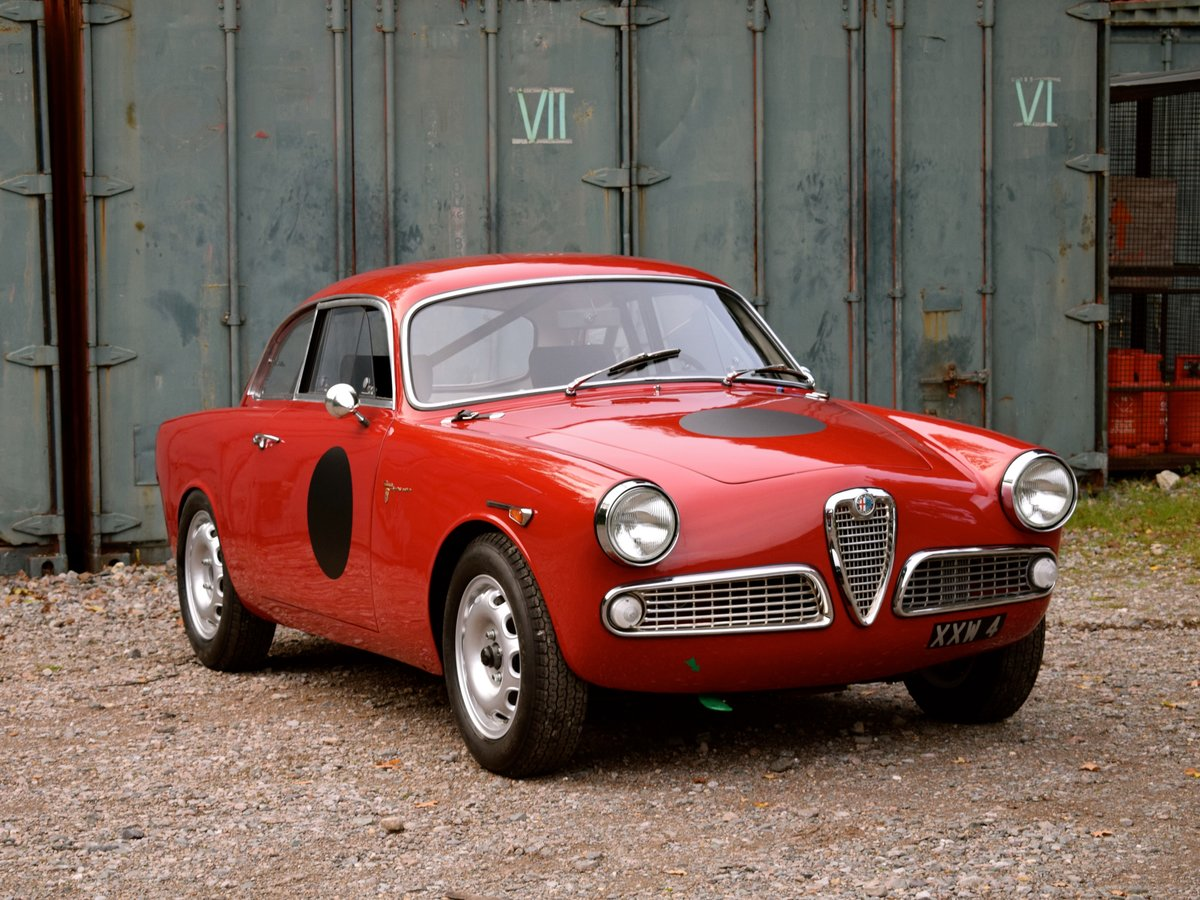 1959 Alfa Romeo Giulietta Sprint For Sale (picture 3 of 6)
