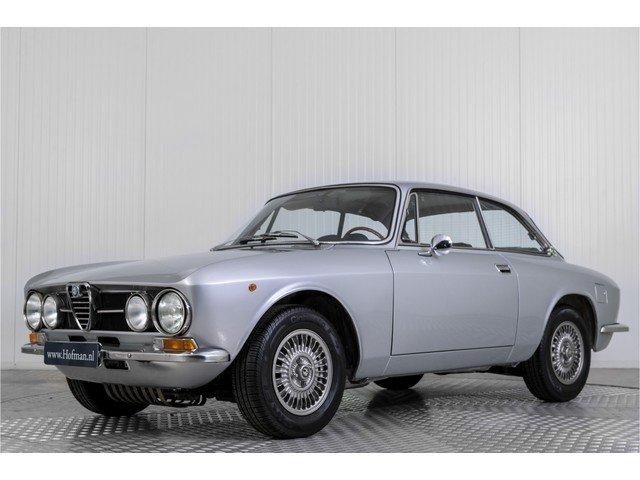 1969 Alfa Romeo GTV 2000 Bertone For Sale (picture 1 of 6)