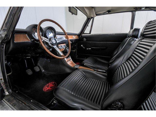 1969 Alfa Romeo GTV 2000 Bertone For Sale (picture 5 of 6)