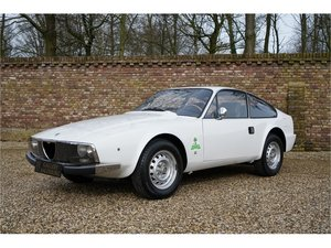 1973 Alfa Romeo Zagato 1600 Junior, rare 1600cc version only 402