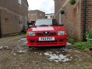 1988 Alfa 33 1.7 veloce cloverleaf