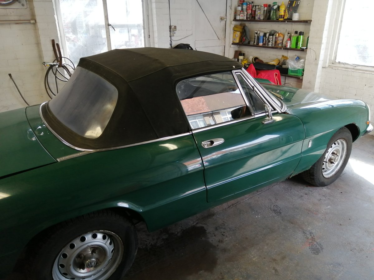 1975 Alfa Romeo Spider For Sale (picture 2 of 6)