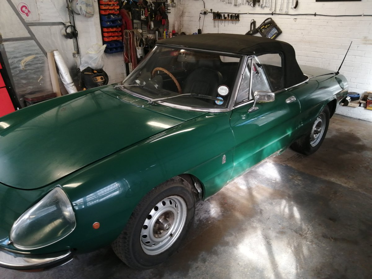 1975 Alfa Romeo Spider For Sale (picture 3 of 6)