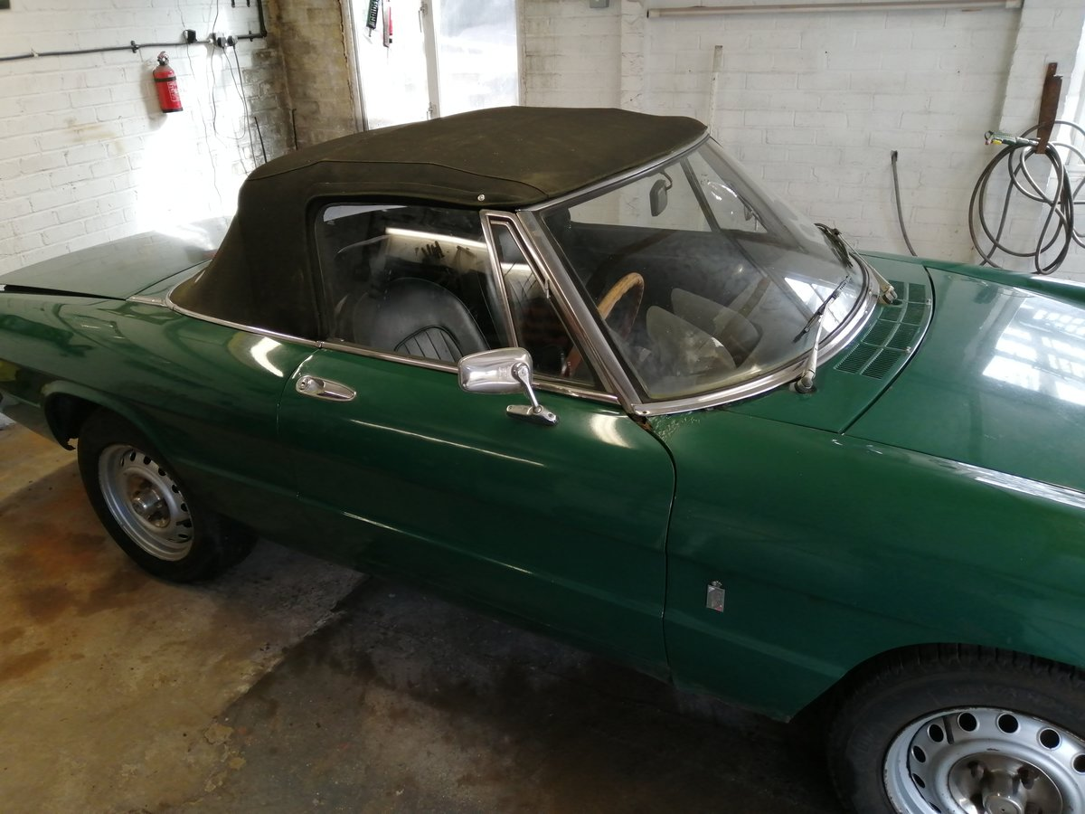 1975 Alfa Romeo Spider For Sale (picture 6 of 6)