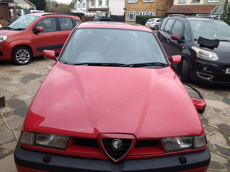1996 Alfa Romeo 155 1.8 16v Wide Body For Sale (picture 3 of 6)