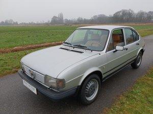1983 Alfa Romeo Sud 1.5QV  SOLD