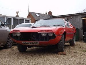 1976  Alfa Romeo Montreal UK RHD Manual - 49000 miles!!