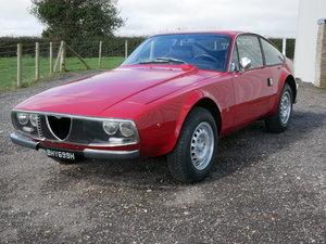 1970 Alfa Romeo Junior Z SOLD