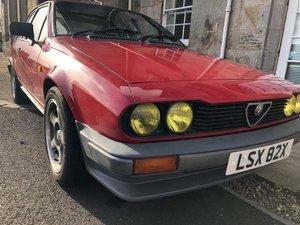 1982 Alfa Romeo Alfetta 2.0 GTV