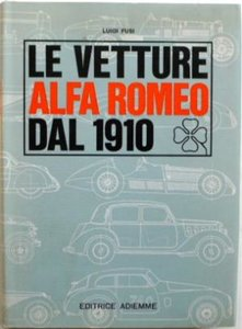 Picture of 1965  Le Vetture Alfa Romeo Dal 1910 For Sale