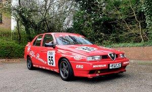 1997 Alfa Romeo 155 BTCC