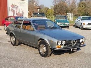 1976 Alfa Romeo Alfetta GT 1800