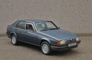 1985 Alfa Romeo 75 1.6