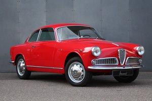 1958 Alfa Romeo Giulietta Sprint Series II LHD
