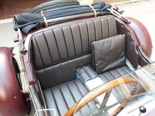 1984 Alfa Romeo 8c inspired on a Marlin roadster base For Sale (picture 6 of 6)