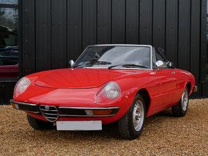 1976 Alfa Romeo 2000 Spider Veloce - 52K MILES