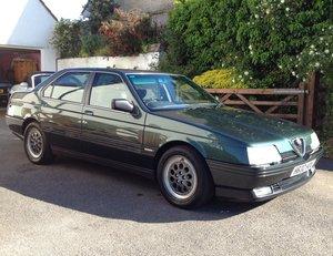 1991 164 3.0 V6 Auto.  Low-mileage example