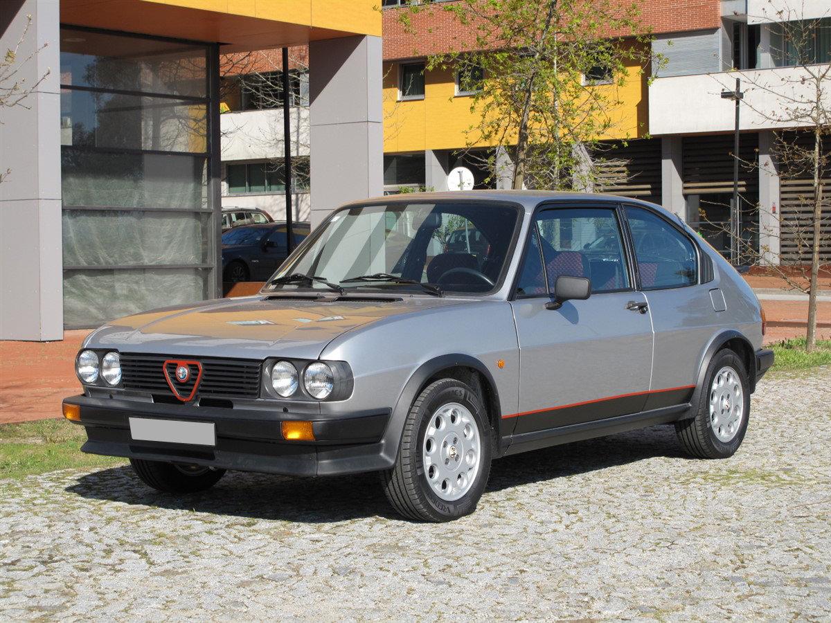 1983 Alfa Romeo Alfasud 1500 TI QV For Sale (picture 1 of 6)