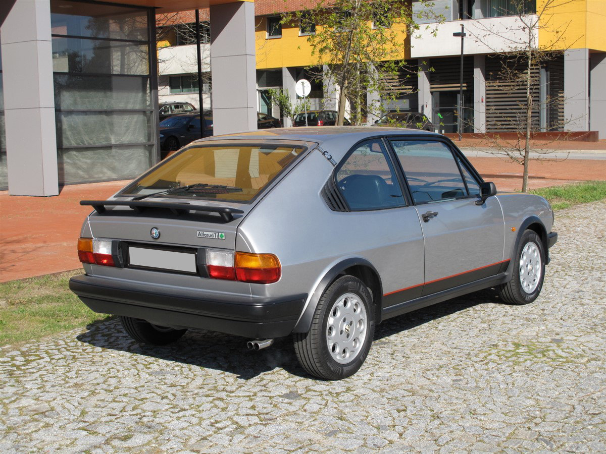 1983 Alfa Romeo Alfasud 1500 TI QV For Sale (picture 2 of 6)