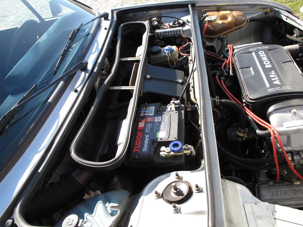 1983 Alfa Romeo Alfasud 1500 TI QV For Sale (picture 5 of 6)