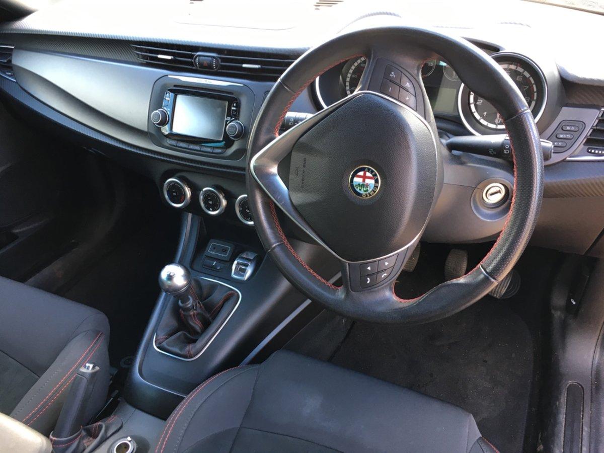 2015 Alfa Romeo Giulietta 1.4 TB Multiair Sprint (150) For Sale (picture 4 of 6)
