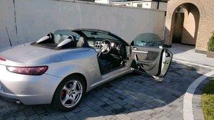 2008 Alfa Spider Automatic
