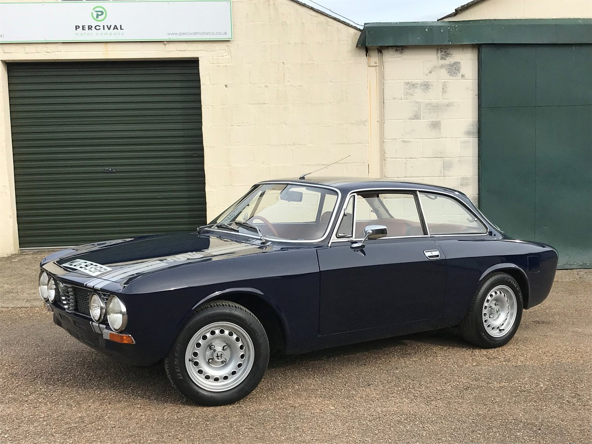 1975 Alfa Romeo GT 105 Coupe, 2.0 litre Twin Spark fitted For Sale (picture 1 of 6)