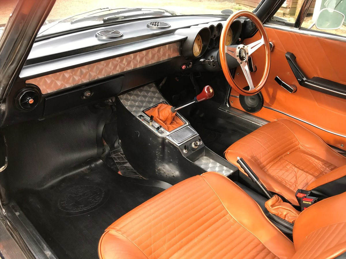 1975 Alfa Romeo GT 105 Coupe, 2.0 litre Twin Spark fitted For Sale (picture 2 of 6)