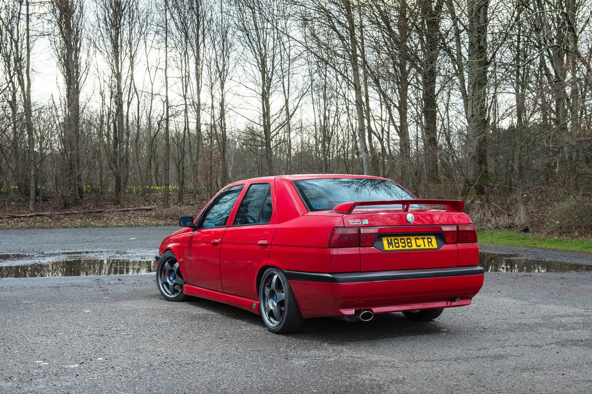 1994 Alfa Romeo 155 Q4, Cloverleaf 4/Integrale -Pending SOLD (picture 2 of 6)