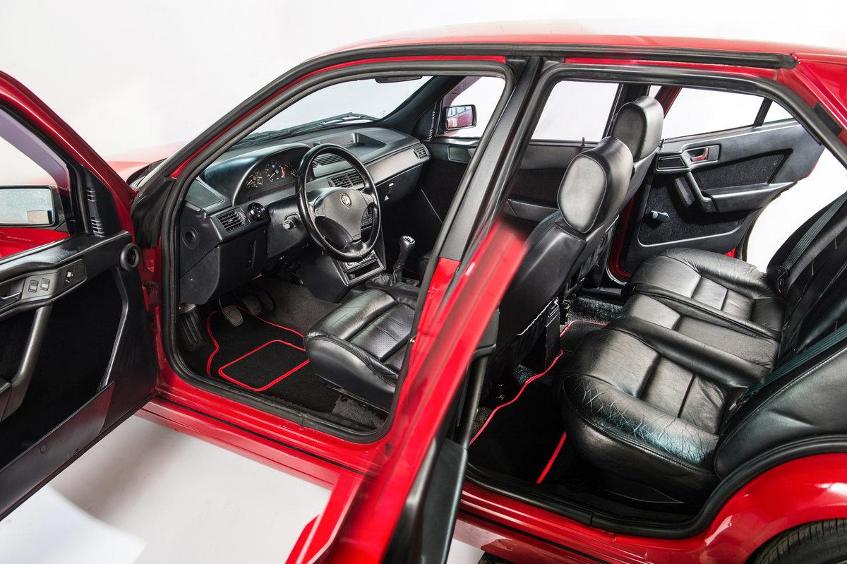 1994 Alfa Romeo 155 Q4, Cloverleaf 4/Integrale -Pending SOLD (picture 4 of 6)