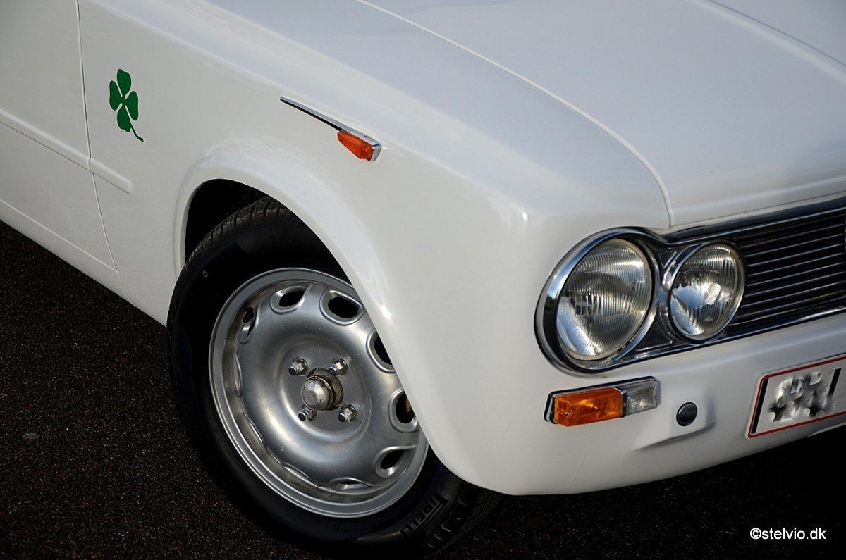 1967 Alfa Romeo Giulia TI Super recreation with 2 litre engine For Sale (picture 4 of 6)