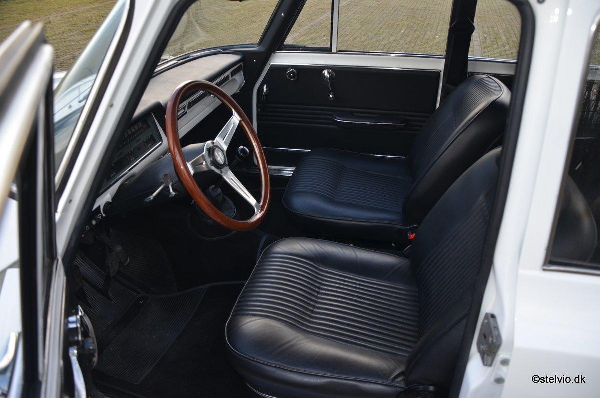 1967 Alfa Romeo Giulia TI Super recreation with 2 litre engine For Sale (picture 5 of 6)