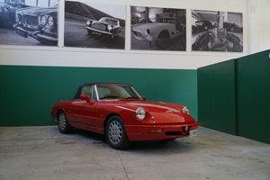Alfa Romeo Spider 2.0IV LOW MILEAGE