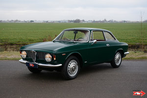 1965 Alfa Romeo Giulia Sprint GT 1600 - Verde Muschio For Sale