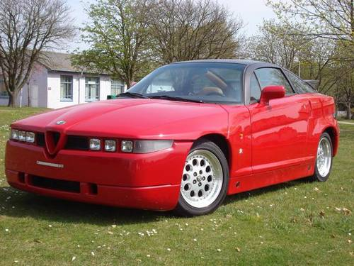 ALFA ROMEO SZ/RZ Wanted (picture 1 of 1)