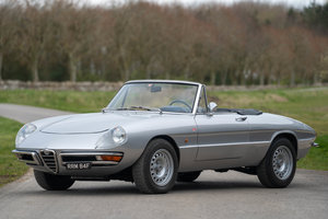 1967 Alfa Romeo Duetto Spider - ex- Harry Metcalfe
