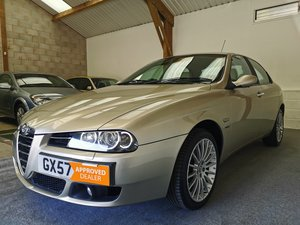2007 Alfa Romeo 156 2.0 16v Selespeed + 2 Owner + Lovely History