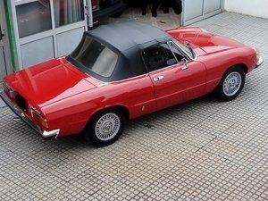1982 Alfa romeo spider 2000