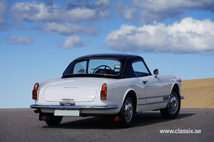 1960 Alfa Romeo 2000 Touring Spider with original hardtop For Sale