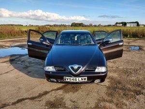 1999 Alfa Romeo 166 3.0 V6 Sportronic (Auto) Busso