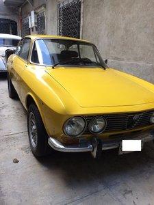 1974 Alfa Romeo 2000 GTV Bertone Coupe