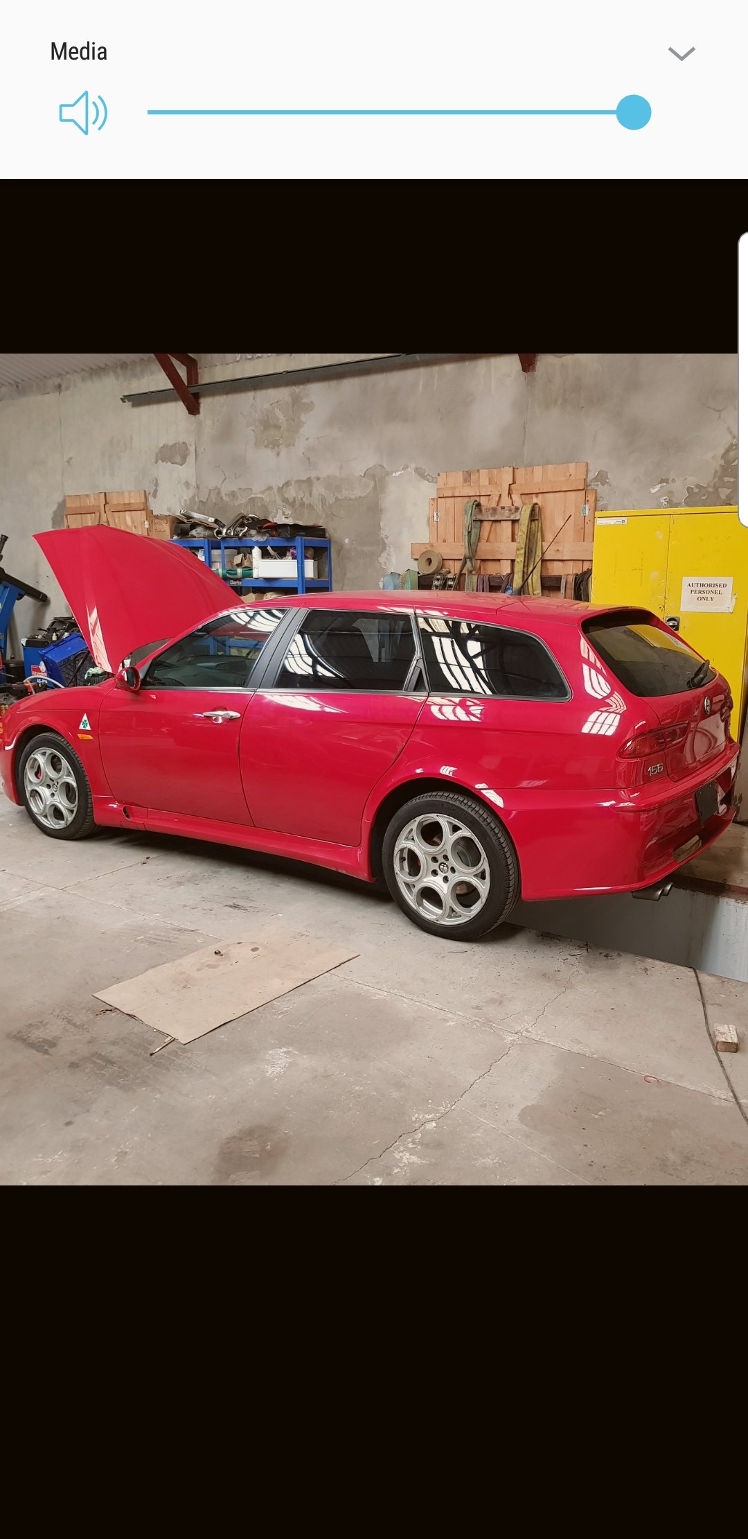 2005 Alfa Romeo 156 GTA Japanese import rust free SOLD (picture 3 of 6)