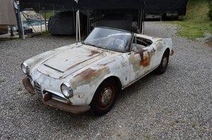 Picture of 1962 Alfa Romeo Giulia Spider SOLD
