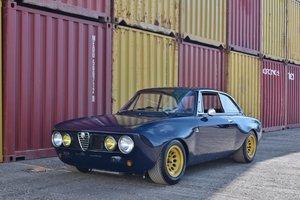 1971 Alfa Romeo GTV GTAM Tribute Alfaholics Built 2.0L Twin