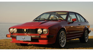 1983 Alfetta GTV6 Totally renewed